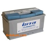 Аккумулятор Иста Standart 6CT-100R+