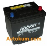 Аккумулятор Rocket 65 R+SMF 75D23L